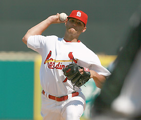 Blake Hawksworth, St. Louis Cardinals