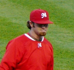 Jason Motte in Memphis 2008